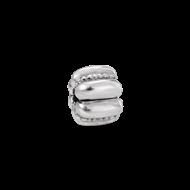 Silver bead 1