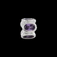 Purple spacer pandora