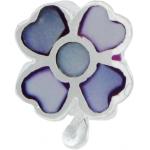 Biagi MOP purple flower