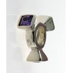 Biagi diamond spinner purple