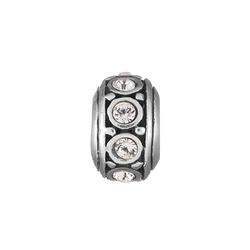 Chamilia april crystal bead