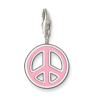 Thomas Sabo Peace sign