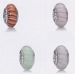 Pandora Spring 2010 Munaro Glass Beads 2