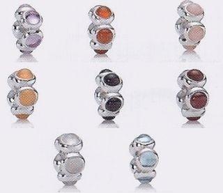 Pandora Spring 2010 gemstone beads