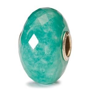 Trollbead Amazonite Faceted