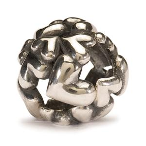Trollbeads Heart Ball