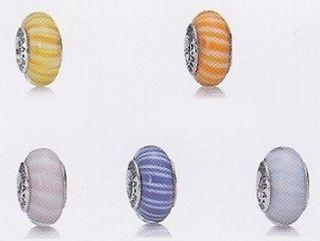 Pandora Spring 2010 Munaro Glass Beads 1
